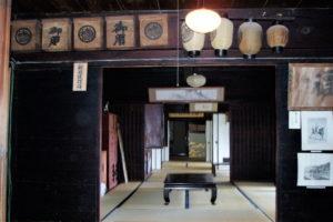 西江邸 座敷