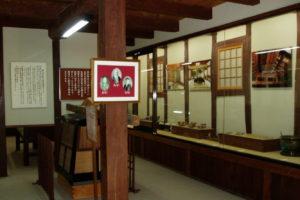 西江邸 展示室