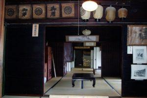 西江邸座敷