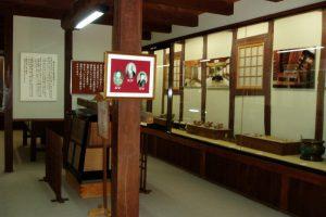 西江邸展示室