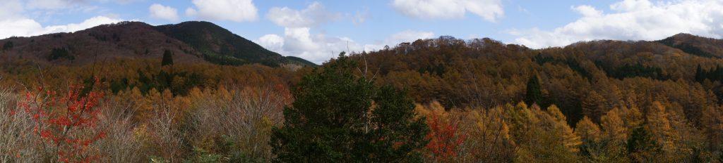 森林公園パノラマー岡山県立森林公園ー
