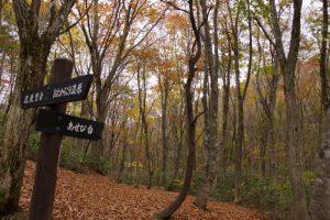 案内板ー岡山県立森林公園ー