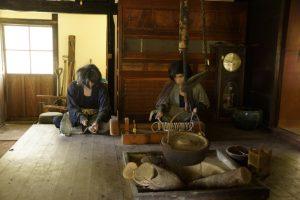 小農の暮らしー明治初期の阿波村ー