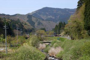 阿波川ー大高下ふるさと村ー