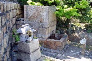 犬島の井戸