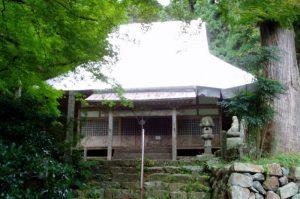 菩提寺本堂