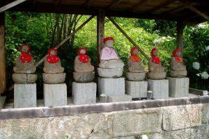 六地蔵ー大聖寺ー