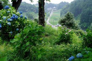 中国自然歩道ー大聖寺ー