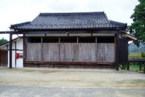 歌舞伎舞台ー松神神社ー