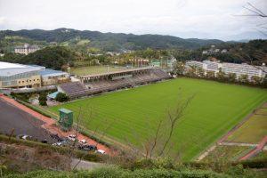 岡山県美作ラグビー・サッカー場ー美作市総合運動公園ー
