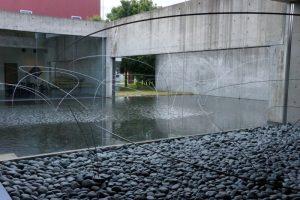 大地 うつろひー奈義町現代美術館ー