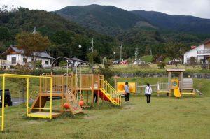 子供の遊び場ー那岐山麓「山の駅」-