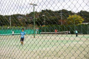 テニスコートー美作市総合運動公園ー