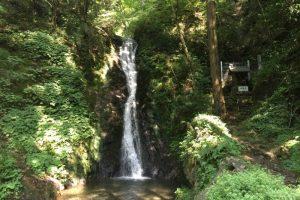 二の滝ー横野滝ー