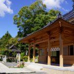 湯神社拝殿