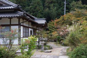 庫裏ー定林寺ー