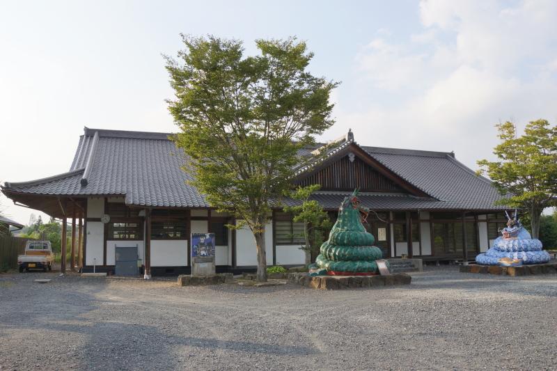 神楽民俗伝承館