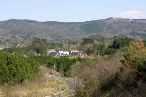 大平山ーうかん常山公園ー