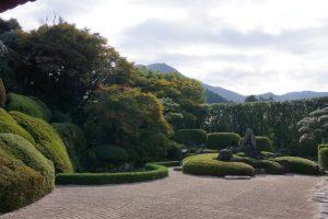 庭園ー頼久寺ー