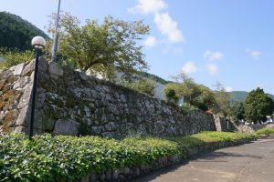 成羽陣屋跡