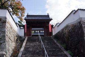 山門ー巨福寺ー