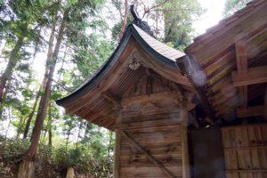 本殿ー須佐之男神社ー