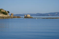 猫岩ー北木島ー