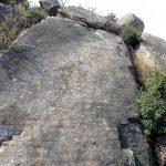 鎧岩ー白石島ー