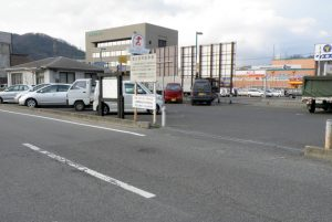 笠岡市観光客用駐車場