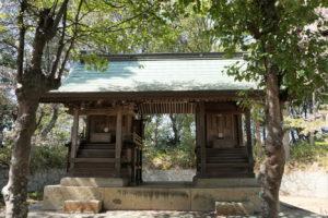 金比羅宮・荒神社 本殿