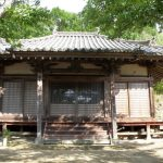 本堂ー長尾山神護寺ー