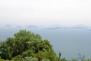 高見島・佐柳島・真鍋島ー御岳山ー