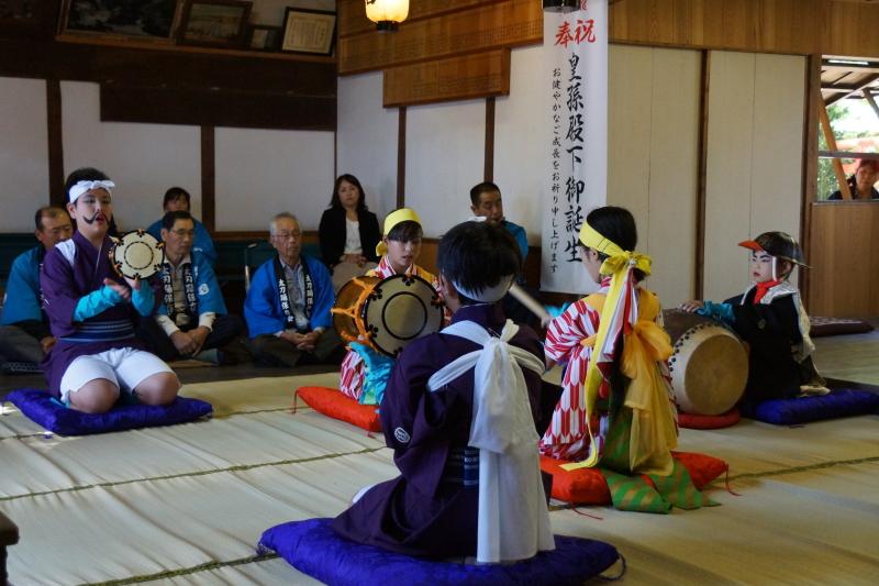 太刀踊ー御霊社ー