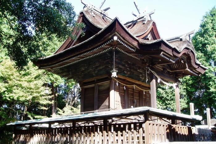 牛窓神社本殿