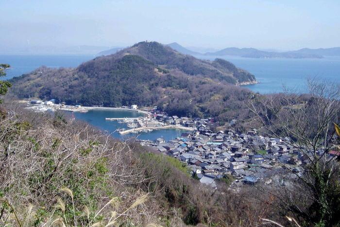 城山ー真鍋島ー