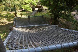 冒険の森ー岡山県自然保護センターー