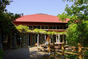 センター棟ー岡山県自然保護センターー