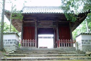 山門ー本久寺ー