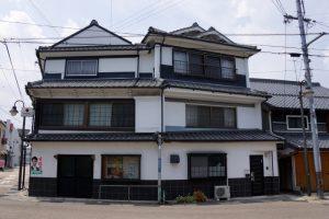 昭和の建物ー西大寺観音院付近ー