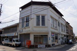 昭和の街並みー西大寺ー