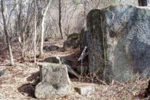 石門跡ー天神山城ー