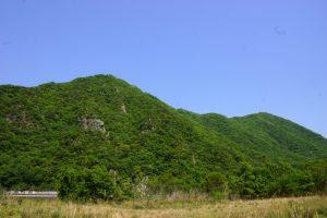 天神山城跡