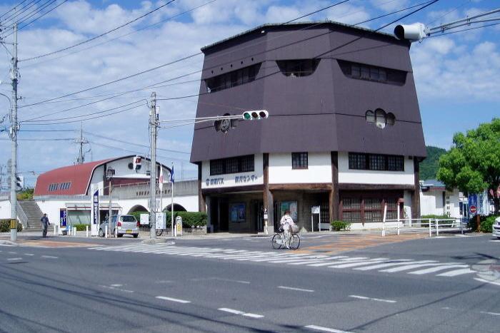 西大寺バスセンターー両備バスー