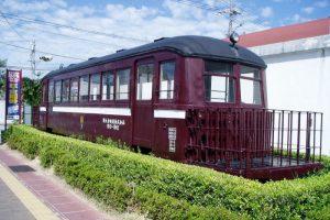 旧西大寺鉄道車両