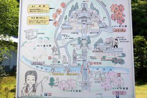 案内図ー和気神社ー