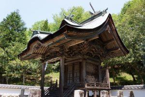 本殿ー和気神社ー