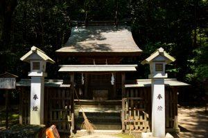 和気靖国宮ー由加神社ー