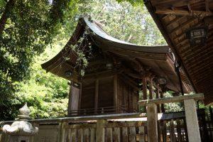本殿ー由加神社ー