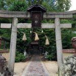 参道ー天津神社ー