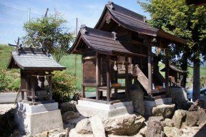 恵美須宮ー福岡の市跡ー